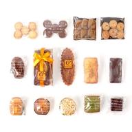 朝霞の名店パティスリーオランジュの焼き菓子14点詰合せ