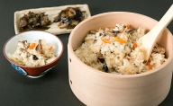 ふるさとの味 夢きのこごはんセットと米こうじみそ