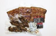 スズキヤ自家製国産活鰻蒲焼3枚・肝串6本セット