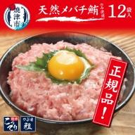a10-507 メバチまぐろのみ使用!!ネギトロ1.2kg(100g×12袋)