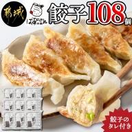 ばあちゃん本舗餃子108個_AA-1514