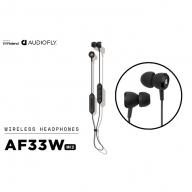 【AUDIOFLY】ワイヤレスイヤホンブラック/AF33WMK2
