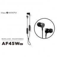 【AUDIOFLY】ワイヤレスイヤホンブラック/AF45WMK2