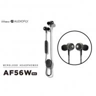 【AUDIOFLY】ワイヤレスイヤホンガンメタル/AF56WMK2