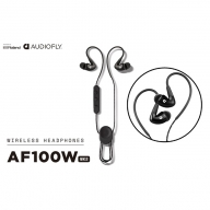 【AUDIOFLY】本格ワイヤレスイヤホンブラック/AF100WMK2