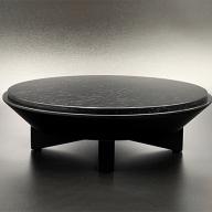オスカーボンサイベース01 ブラックカラー