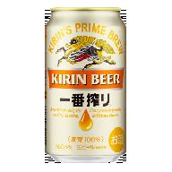 D015 キリン一番搾り生ビール(350ml缶) 6ケース