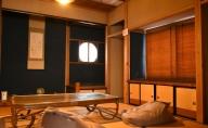 道の旅籠「椿」1名様宿泊券 −猪苗代のゲストハウス−