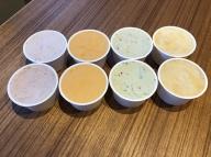 (冷凍)奈良県産のveganジェラート 8個セット/奈良県 特産 スイーツ ジェラート アイス フルーツ お取り寄せ 洋菓子 手作り アイスクリーム 牛乳不使用 卵不使用 vegan 牛乳未使用 卵未使用