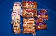 中川パンの超ロングセラーセット