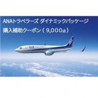 北海道倶知安町 ダイナミックパッケージ「ANA旅作」購入補助クーポン(9,000点)