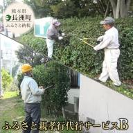 熊本県 長洲町ふるさと親孝行代行サービスB
