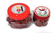 若狭の紅映梅の梅干し食べ比べセット 甘くない梅干し(170gと450g入り)