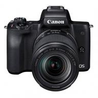 キヤノンミラーレスカメラ(EOS Kiss M EF-M18-150 IS STM レンズキット・ブラック)