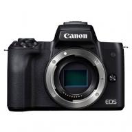 キヤノンミラーレスカメラ(EOS Kiss M・ボディー/ブラック)