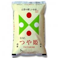 F-0402004《数量限定》【2020年4月発送分】山形県産つや姫特別栽培米10kg(5kg×2袋)