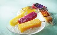 養本社のマンゴー・ドラゴンフルーツ くずアイスセット 2種類×各5本