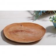 木芸作家たまさんが造る 木のお皿