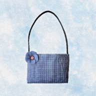 【母の日ギフト専用】MJ-8807_大島紬のショルダーバッグ