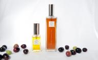 オリーヴの森 天然100%小豆島産美容オリーヴオイルと化粧水のセット
