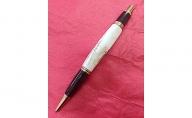鹿角のボールペン ノック式