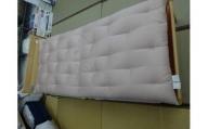 明治6年創業 ワタセ工場直売コットンの王様エジプト綿入り敷ふとん(ピンク)【CW57SM】