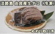 B130◇淡路島産生タコ(冷凍)