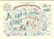自然体験テーマパーク『石坂森林探険村』で遊ぼう!学ぼう!小谷村宿泊券10,000円分