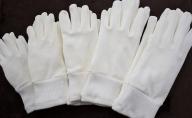 お子様の肌に優しいコットン綿手袋(1双)