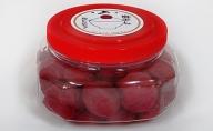 福井の紅映梅のすっぱい梅干し プラ容器入り(450g) 甘くない梅干し