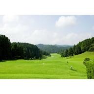 J−024.土日祝ゴルフプレー券 キャディ付