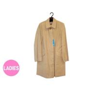 武櫬衣スプリングコート 女性用 ベージュ フリーサイズ