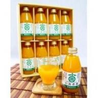 G6017_田村みかん果汁100%ジュース 200ml×8