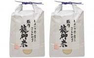 JAいび川プレミアム「坂内龍神米」/白米10kg