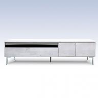 L−022.180テレビボード シャープ(ATW)【諸富家具】