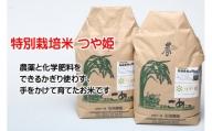 【028-021】石垣農園の特別栽培米つや姫10kg