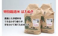 【029-021】石垣農園の特別栽培米はえぬき10kg