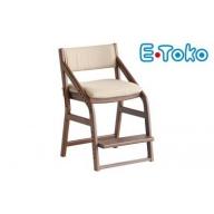 E-Toko 子供チェアー(カバー付き/ベージュ)