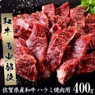 佐賀県産和牛ハラミ焼肉用 400g