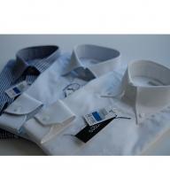37-5 播州織メンズシャツパターンオーダー(1着)