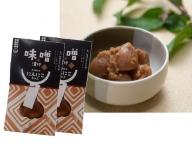 田子にんにくの味噌漬100g×2袋