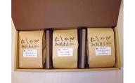 【2636-0047】甘い香りと味わいのコスタリカハニー!深煎りコーヒー3種