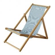 LUFT Deck Chair 市松函館