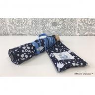 ムーミンバレーパーク限定 晴雨兼用 折畳傘