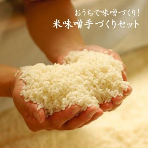 【おうちで味噌づくり】イデマンの米みそ手づくりセット [FAF014]   au PAY ふるさと納税