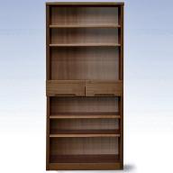 J−038.80書棚BR 無垢材を使用した書棚【諸富家具】