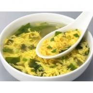 【A-485】国産卵使用 フリーズドライたまごスープ(50食)