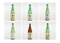 【E2】能代地酒がっつり6本セット