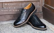 倭イズム 鹿革婦人靴 YAL2001 ブラック