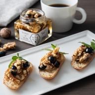 【むろうはちみつ】奈良産純粋はちみつ&黒豆とくるみの蜂蜜漬け&はちみつゆずドリンクセット / 国産蜂蜜 ギフト